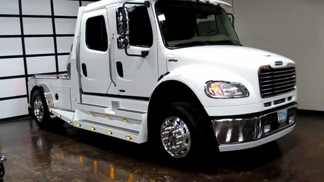 Freightliner M2 5th Wheel Rhauler Autos Weblog