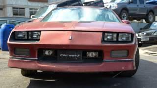 Chevrolet Camaro Z28 1988 por R$1,5 mil