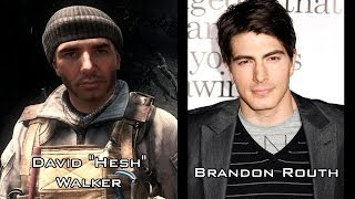 Call Of Duty: Ghosts Characters And Voice Actors