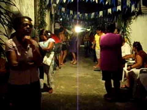 Santo Antônio Itinerante 2009 - Mata de São João Ba - Parte 3