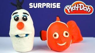 Opening Disney Frozen Play-doh, Shopkins, Super Mario