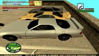 Gameplay Multiplayer GTA San Andreas SA MP