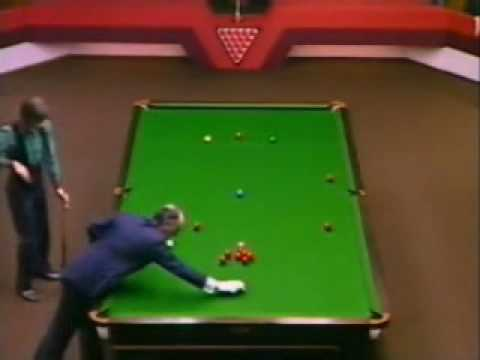 Alex Higgins 135 break 1982 WC