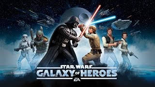 Star Wars: Galaxy of Heroes landing on mobile this fall