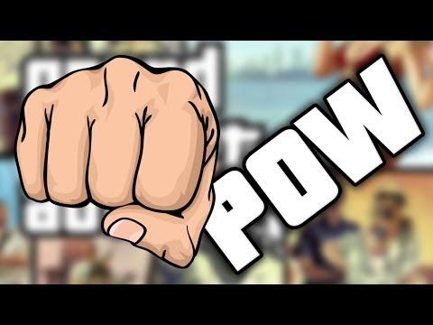 image vidéo Compilation de KO dans GTA 5 (POW)