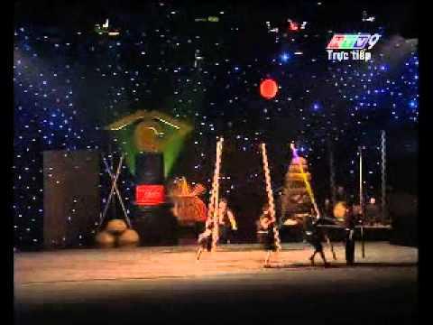 Chung kết 2 - Người dẫn chương trình 2013 - P1