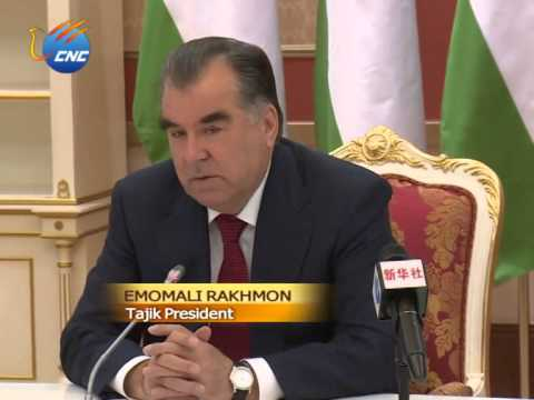 CHINA-TAJIKISTAN TO DEEPEN PARTNERSHIP image
