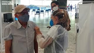 Vacinação contra Covid - Idosos Acima de 90