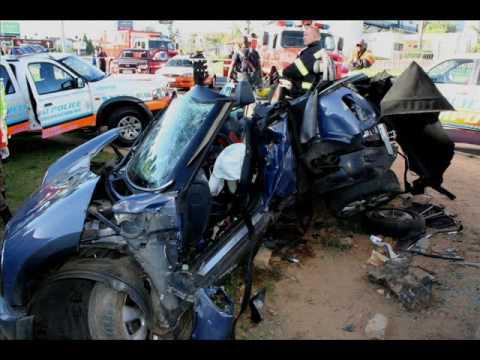 Magnum Ta Car Crash