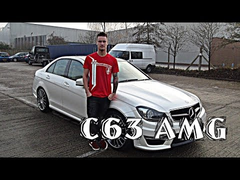 My First Supercar: Mercedes-Benz C63 AMG Review