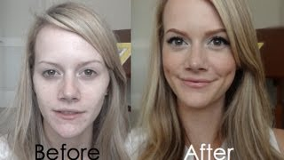 Full Face Lancome Makeup Tutorial Beauty By Allison