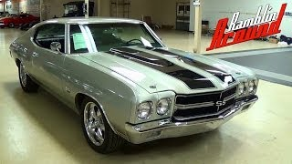 1970 Chevrolet Chevelle 502 Big-block Four Speed Muscle