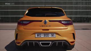 Renault Megane RS (2018) Golf GTI killer. YouCar Car Reviews.