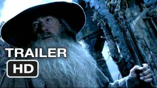 The Hobbit Official Trailer #1 Lord Of The Rings Movie