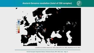 CARTA: Ancient DNA and Human Evolution – Johannes Krause: Ancient European Population History