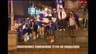 Com futebol mineiro em alta, Cruzeiro faatura mais um Campeonato Brasileiro
