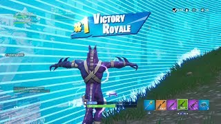 "First Win with STAGE 4 ""HYBRID"" SKIN (""ELECTRIC DRAGON"" OUTFIT Showcase) 