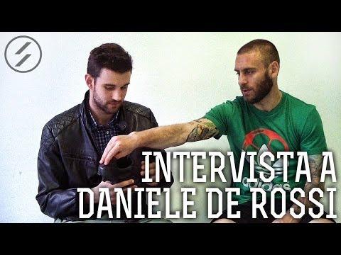 Intervista a Daniele De Rossi - Scarpini.it