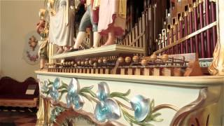 Bohemian Rhapsody Played by 100+ year old fairground organ