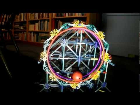 K'nex Ball Machine - Infinite Loop
