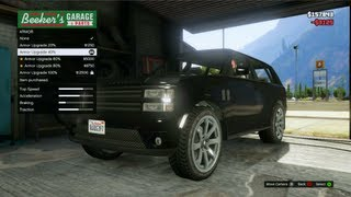 GTA 5 - How to Customize Cars!