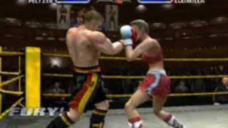 Female Boxer Faces Men's Champ