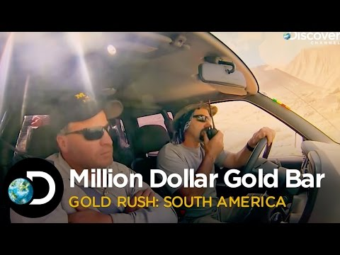 Gold Rush: South America - Journey Of Extremes