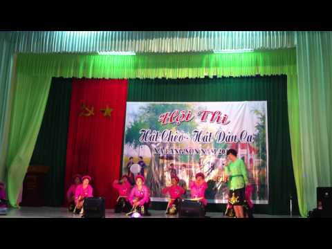 Múa Đi cấy-Sơn Thịnh-Lãng Sơn-Yên Dũng-Bắc Giang