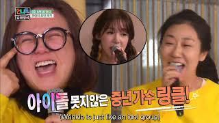 WooHoo! | Sister's Slam Dunk (Season 1) | Tiffany (SNSD)'s Cuts — Episode 4 [Eng Sub]