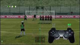 PES 2011: Ultimate Free Kick / Penalty Tutorial