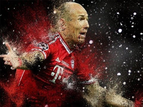 Arjen Robben - The Last Hero [MM]