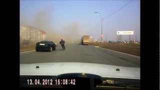 Подборка ДТП с видеорегистраторов 42 \ Car Crash compilation 42