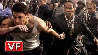 WHITE HOUSE DOWN Bande Annonce VF (2013)