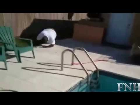 Fat People Falling So Funny video #1 2015