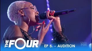 Leah Jenea: This 17-Year-Old Jersey Girl BLOWS The Judges Minds! | S2E6 | The Four