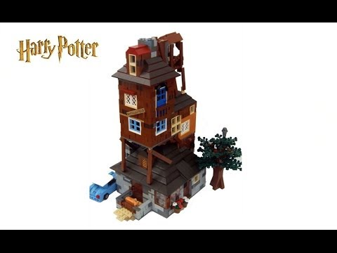 Lego custom review -The Burrow-