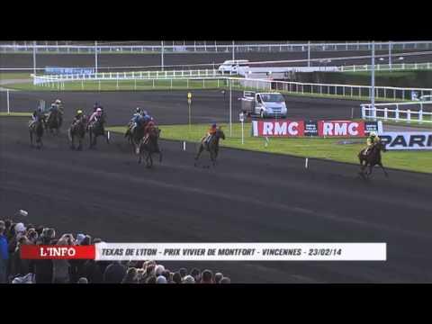 Vidéo de la course PMU PRIX VIVIER DE MONTFORT (PRIX POULBOT)