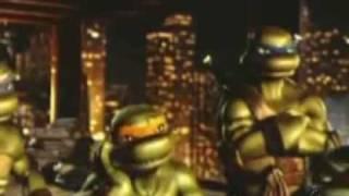 As Tartarugas Ninjas O Retorno