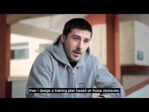 image vidéo David Belle - Parkour