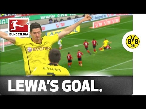Lewandowski's World-Class Goal