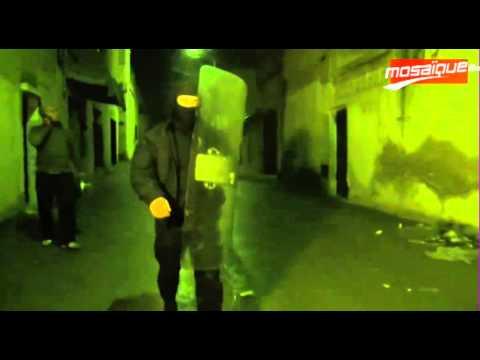 image vidéo الأمن يتصدى لمحاولة خلع بنك الزيتونة