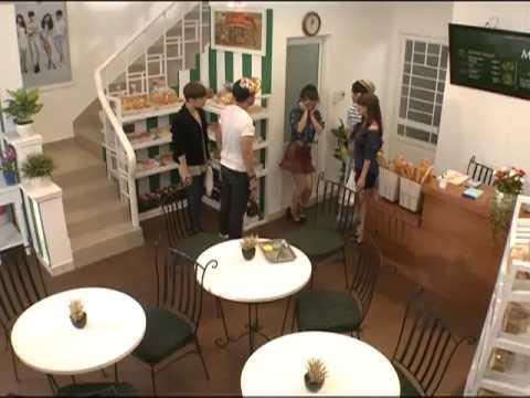 Tiệm bánh Hoàng tử bé tập 18 - Quản gia San San