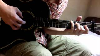Shakugan no Shana Movie (Featured Song) - Akai Namida guitar cover (solo) view on youtube.com tube online.