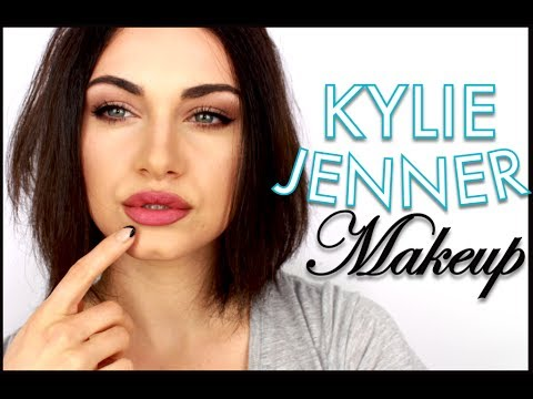 Kylie Jenner 90's Inspired Makeup - 2 Lip Combos | RubyGolani