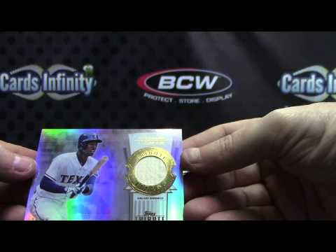 2014 Topps Tribute Baseball 8 Box Hobby Case GB 1
