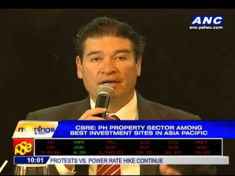 Philippine real estate property sector one of best investment sites in Asia