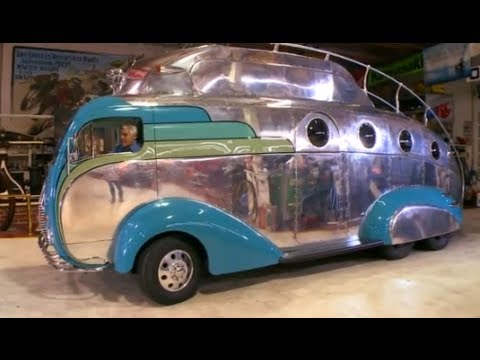 Jay Leno's Garage: Decoliner Custom Built
