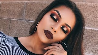 Affordable Makeup Using Morphe 35O2 Palette  | SARAHY DELAROSA