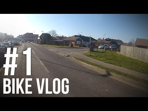 BIKE VLOG #1 - IT RETURNS!!! Arsenal vs Everton thoughts!