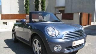 Prueba de Portalcoches.net del Mini Cooper Cabrio